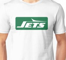 Jets Vintage Logo Unisex T-Shirt