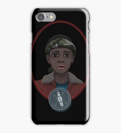 Lucas Sinclair iPhone Case/Skin
