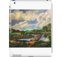 Reflection and Light iPad Case/Skin