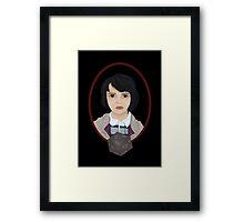 Mike Wheeler Framed Print