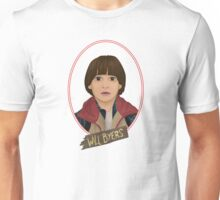 Will Byers Unisex T-Shirt