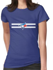 Blue jays - toronto Womens Fitted T-Shirt