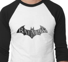 Bat Mun - Comic Men's Baseball ¾ T-Shirt