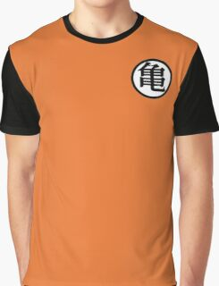 Son Goku Training Shirt Graphic T-Shirt