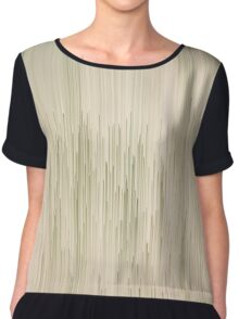 Planet Pixel Angels Weep Chiffon Top