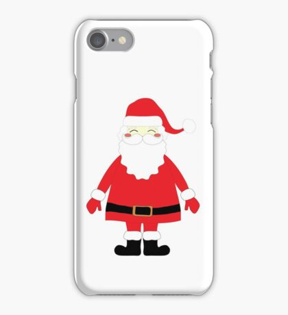 Happy Santa iPhone Case/Skin
