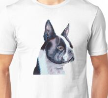 Boston Terrier - USA Unisex T-Shirt
