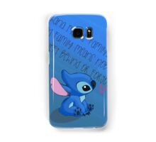 Stitch - Ohana Samsung Galaxy Case/Skin