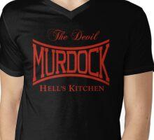 Murdock boxing club Mens V-Neck T-Shirt