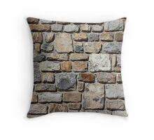 Building Blocks Throw Pillow