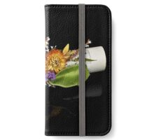 music reflection iPhone Wallet/Case/Skin