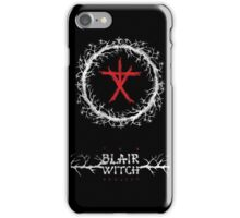 Witch Blair iPhone Case/Skin