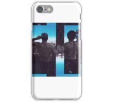 Dolan Twins- back blue iPhone Case/Skin