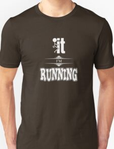 Funny running shirts - Fck it I am Running - 0515 Unisex T-Shirt