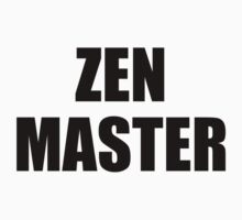Zen Master One Piece - Short Sleeve