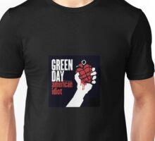 Greenday American Idiot Unisex T-Shirt