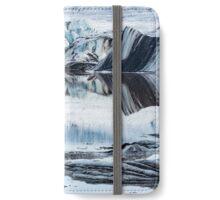Hoffelsjokul Glacier iPhone Wallet/Case/Skin