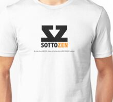 SottoZen - Logo and Slogan Unisex T-Shirt
