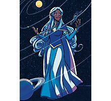 Allura - Pixel Princess Photographic Print