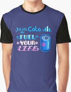 Joja Cola 8-bit Graphic T-Shirt