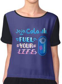 Joja Cola 8-bit Chiffon Top