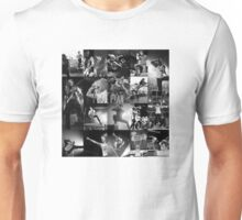 Punk Goes Collage Unisex T-Shirt