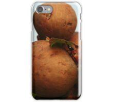 Laydbird On Oak Apples iPhone Case/Skin