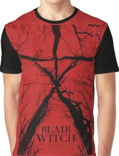 Blair Witch the movie Graphic T-Shirt