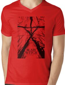 Blair Witch the movie Mens V-Neck T-Shirt
