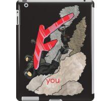 F you iPad Case/Skin