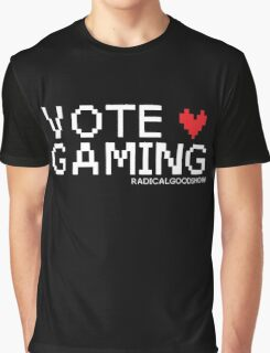 VOTE GAMING! Graphic T-Shirt