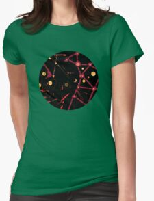Connection 4 Womens Fitted T-Shirt