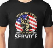 Thanks for Your Service Unisex T-Shirt