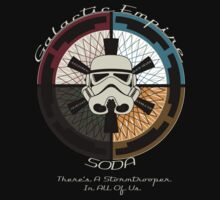 Galactic Empire Soda by Designsbytopher