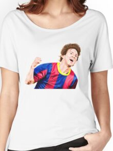 CREATING !! LEO MESSI Women's Relaxed Fit T-Shirt