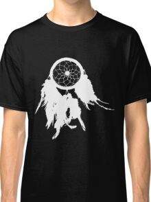 Native Dream Chatcher Silhouette Classic T-Shirt