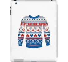 Cozy sweater iPad Case/Skin