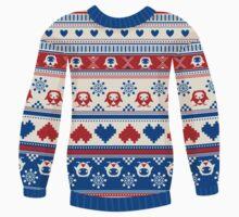 Cozy sweater One Piece - Short Sleeve