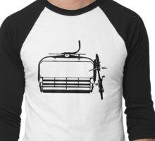Double D Lift Men's Baseball ¾ T-Shirt