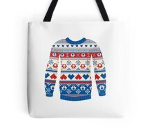 Cozy sweater Tote Bag