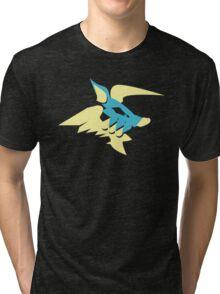 Zinogre/Jinogre Vector Tri-blend T-Shirt