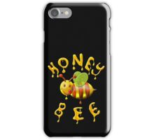 Honey Bee , Sweet . iPhone Case/Skin