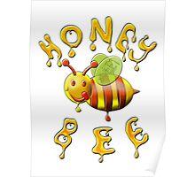 Honey Bee , Sweet . Poster