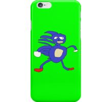 Sanic iPhone Case/Skin