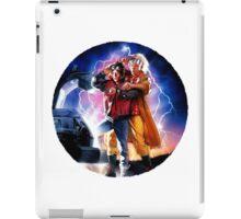 Back To The Future 2 iPad Case/Skin