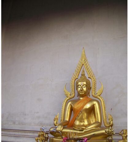 Thai Buddha I Sticker