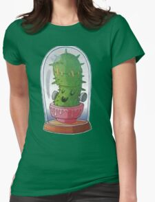 Cactusfranck Womens Fitted T-Shirt