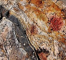 Colors Of Rock by Debbie Oppermann