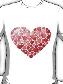 Jewel heart T-Shirt