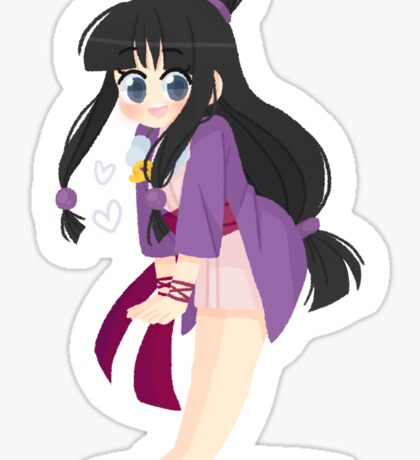 mystic ☆ maya Sticker